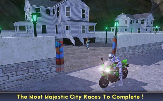 Power Racer City Moto Bike SIM apk screenshot