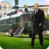 Presidential Helicopter SIM icon