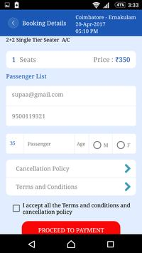 Supaa Travels screenshot 5