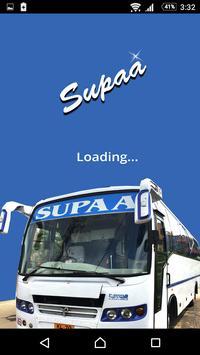 Supaa Travels poster