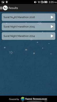 Surat Night Marathon. apk screenshot