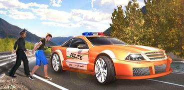 San Andreas Hill Police