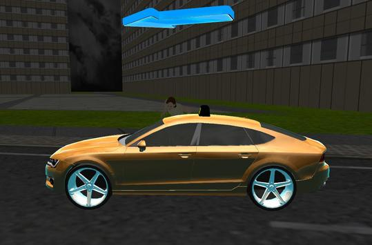 Taxi Driver 3D Simulator Game screenshot 2