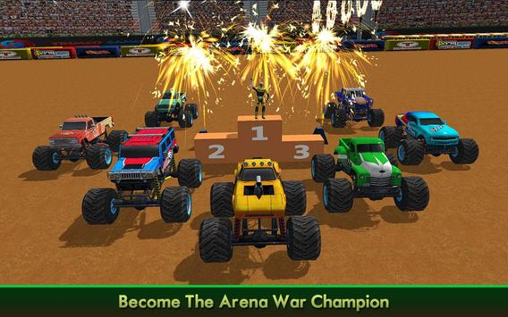 Trucks of Battle: Arena War 2 poster