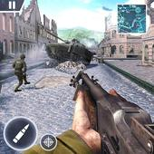 World War Shooting Survival Combat Attack Mission icon