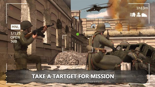 World War Shooting Survival Combat Attack Mission screenshot 1