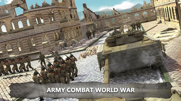 World War Shooting Survival Combat Attack Mission screenshot 3