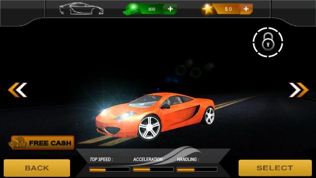 City Car Roof Jumping screenshot 1