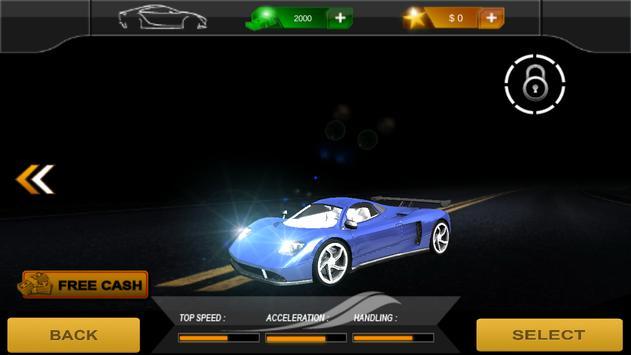 City Car Roof Jumping screenshot 2