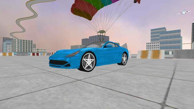 City Car Roof Jumping screenshot 4