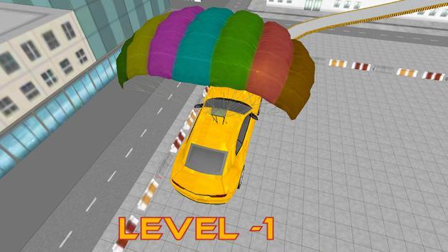 City Car Roof Jumping screenshot 5
