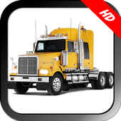 Farm Animal Transporter Truck icon