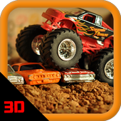 Monster Truck Offroad 4x4 icon