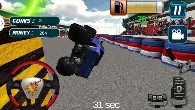 Monster Truck Offroad 4x4 apk screenshot
