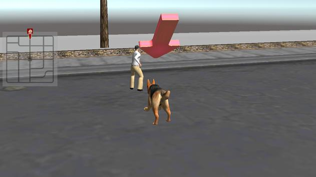 Police Dog Chase Crime City apk screenshot
