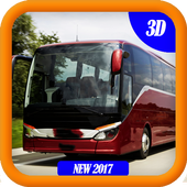 Real Bus Driving Simulator 3D icon