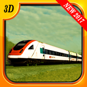 Subway Train Simulator 3D icon