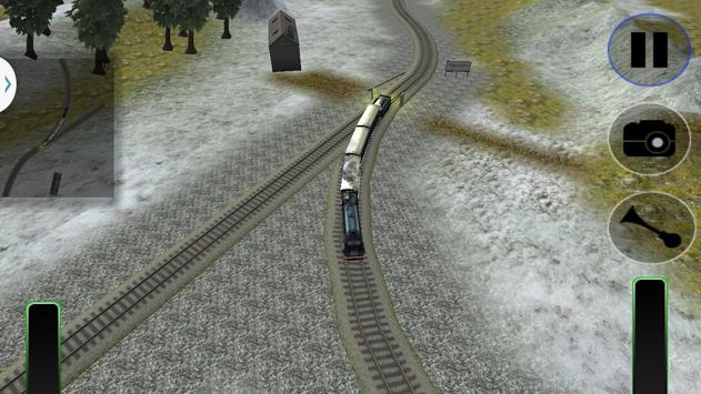 Subway Train Simulator 3D apk screenshot