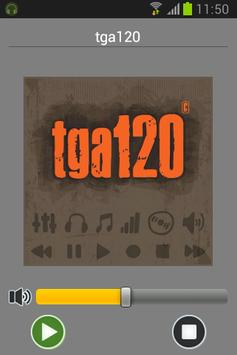 tga120 poster