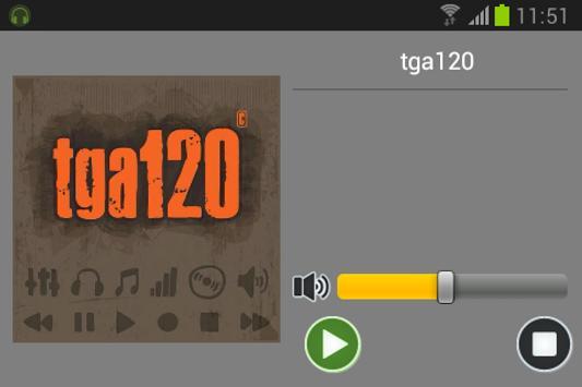 tga120 screenshot 1