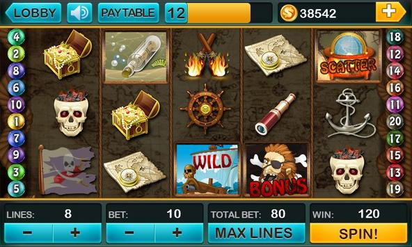 Slots Mania Deluxe screenshot 1