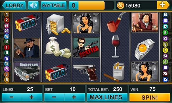 Slots Mania Deluxe screenshot 2