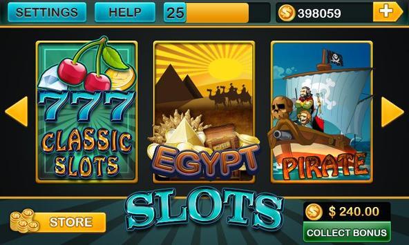 Slots Mania Deluxe screenshot 4