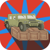 Tank Race 2D - Racing OffRoad icon