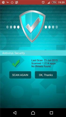 Sedang Viral, Antivirus 2015 Free for phones  - APK Download Aplikasi Android Terbaru