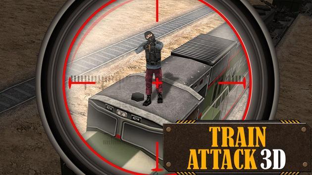 Train Attack 3D screenshot 14