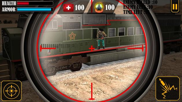 Train Attack 3D screenshot 10