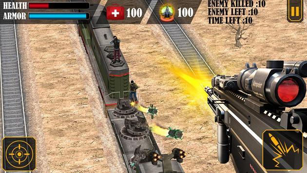 Train Attack 3D screenshot 11