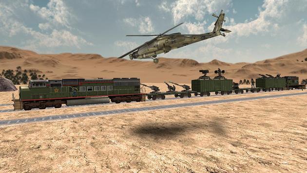 Train Attack 3D screenshot 12