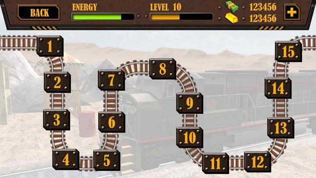 Train Attack 3D screenshot 13