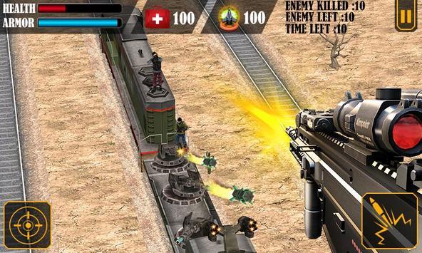 Train Attack 3D screenshot 1