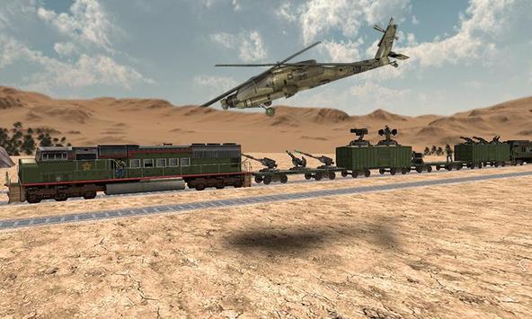 Train Attack 3D screenshot 2