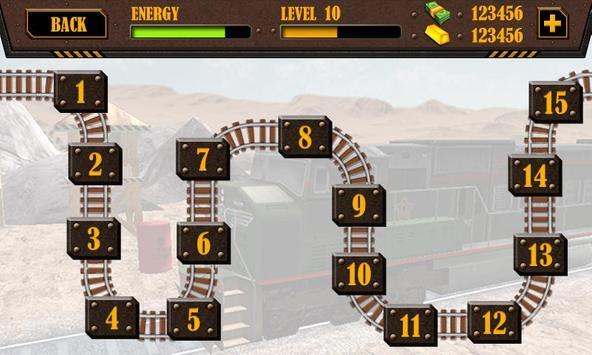 Train Attack 3D screenshot 3