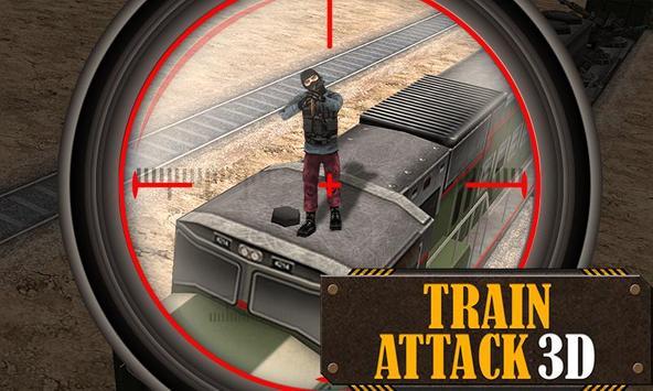 Train Attack 3D screenshot 4