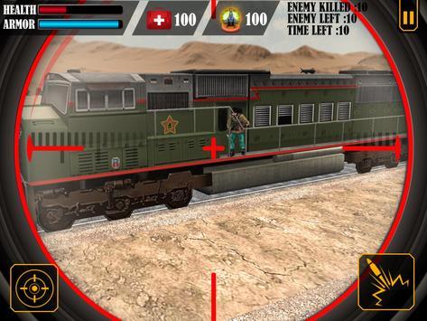 Train Attack 3D screenshot 5
