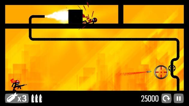 Call of Stickman :Trigger Down screenshot 14
