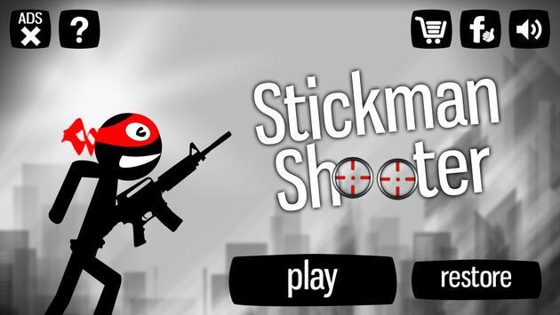 Call of Stickman :Trigger Down screenshot 10