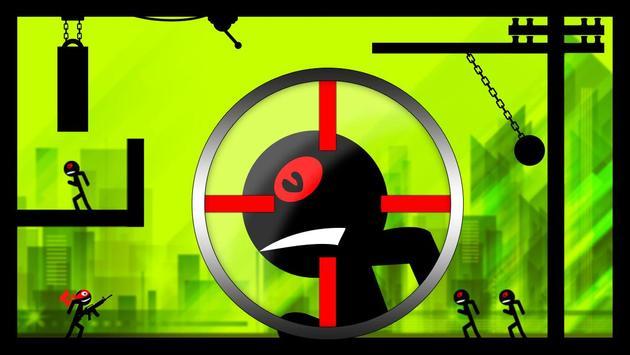 Call of Stickman :Trigger Down screenshot 11