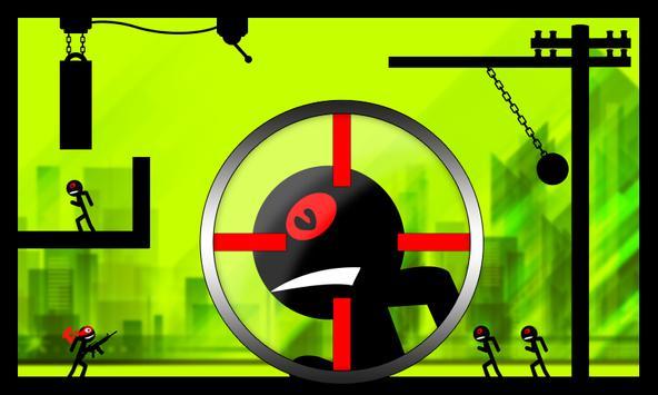 Call of Stickman :Trigger Down screenshot 1