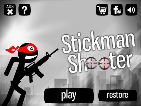 Call of Stickman :Trigger Down screenshot 5