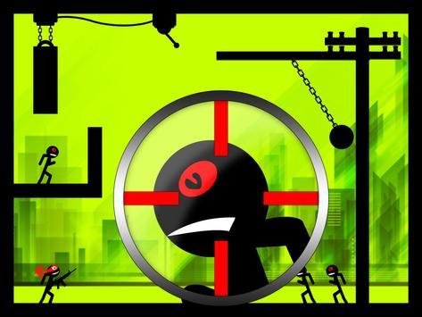 Call of Stickman :Trigger Down screenshot 6