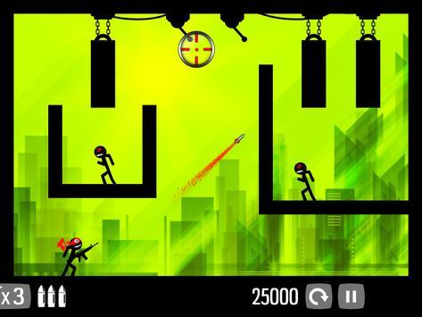 Call of Stickman :Trigger Down screenshot 7