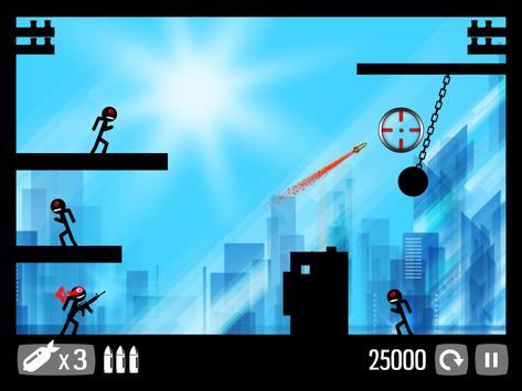 Call of Stickman :Trigger Down screenshot 8