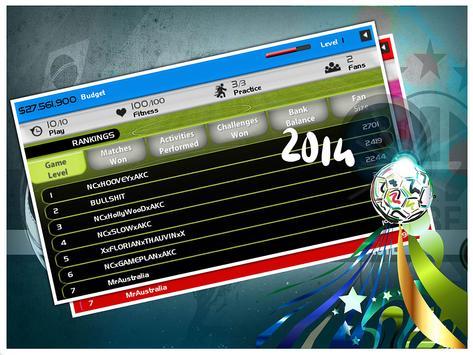 World Cup 2014 Soccer Manager screenshot 14