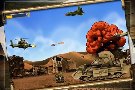 Apache Attack poster