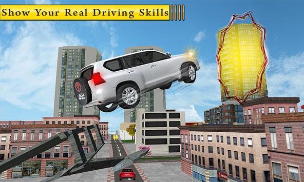 Crazy Prado SUV Simulator 2018 screenshot 9
